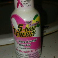 Pink Lemonade Regular Strength 5-hour ENERGY® Shot uploaded by Christy M.