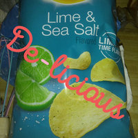Lay's Lime & Sea Salt Flavored Potato Chips - 7.75oz uploaded by Tempestt S.