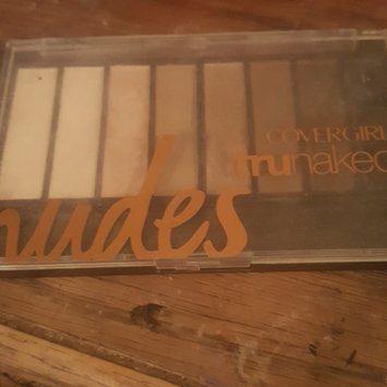 COVERGIRL truNAKED Shadow Palettes uploaded by Ariel M.