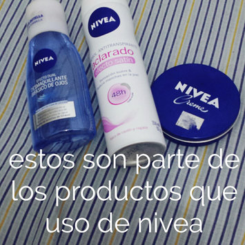 Photo of Nivea Invisible Black & White Deodorant Roll-On uploaded by yenifer c.