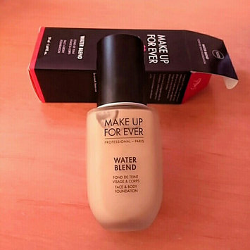 MAKE UP FOR EVER Water Blend Face & Body Foundation uploaded by Marta N.