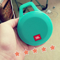 JBL Clip Portable Bluetooth Speaker With Mic (Purple) uploaded by Cassandra L.