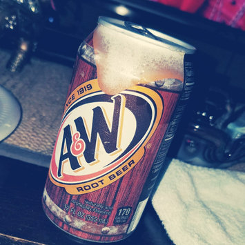 Photo of A&W Root Beer - 6 PK uploaded by keren a.