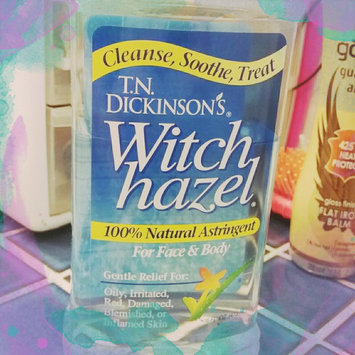 Photo of T.N. Dickinson's Witch Hazel Astringent uploaded by Ashley T.