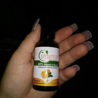 SMYRNA Angi-Aging Vitamin C Serum 1 Fl Oz. Pure Vitamin C , Plus Vegan Hyaluronic, Vitamin E, Amino Complex uploaded by Rachael G.