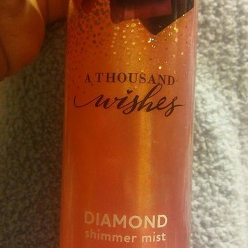 Bath and Body Works a Thousand Wishes Diamond Shimmer Mist 8 Fl Oz uploaded by Mahoganye M.
