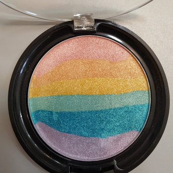 Wet n Wild Color Icon Rainbow Highlighter uploaded by Gabby H.