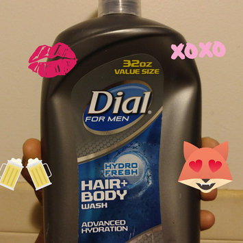 Photo of Dial® For Men Hydro Fresh Advanced Hydration Hair + Body Wash uploaded by LaLa W.
