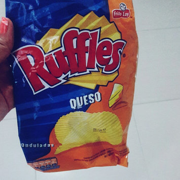 Ruffles® Queso Cheese Flavored Potato Chips uploaded by Daneymis P.