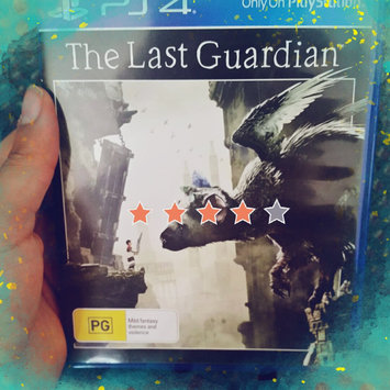 Photo of The Last Guardian (PS4) uploaded by Steph J.