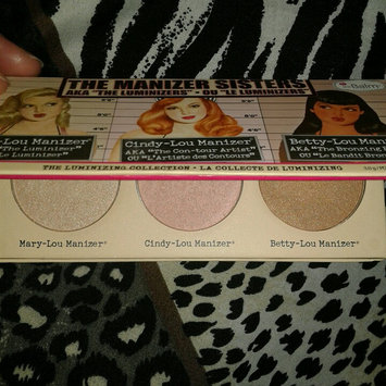 the Balm - the Manizer Sisters Luminizers Palette uploaded by Adrianna D.