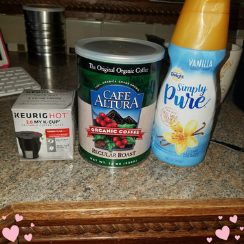 International Delight™ Simply Pure® Vanilla Coffee Creamer 1 pt. Bottle uploaded by Anna M.