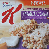 Kellogg's® Special K® Caramel Coconut Chewy Snack Bars 5.28 oz. Box uploaded by CLARIBEL L.