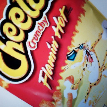 CHEETOS® Crunchy Flamin' Hot® Cheese Flavored Snacks uploaded by soph k.