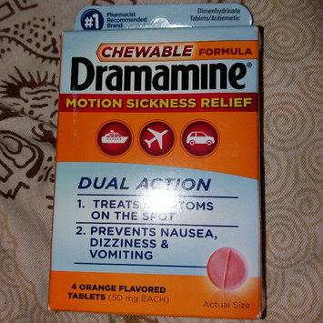 Photo of Dramamine® Chewable uploaded by Maryna Z.