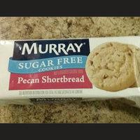 Murray Sugar Free Cookies Pecan Shortbread uploaded by Arlette P.