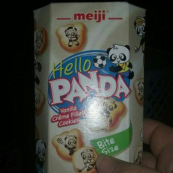 Meiji Hello Panda Vanilla Creme Filled Cookies uploaded by veronica f.