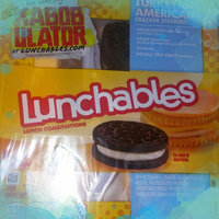 Lunchables Cracker Stackers Turkey & American uploaded by Citlalli t.