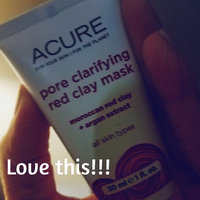 Pore Minimizing Red Clay Mask Acure Organics 1.75 oz Liquid uploaded by Cat D.