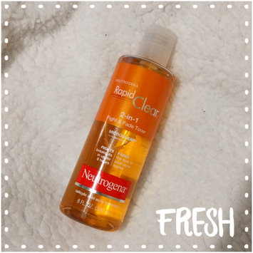 Neutrogena Rapid Clear 2-in-1 Fight & Fade Toner uploaded by Samantha P.