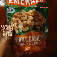 Emerald® Roasted & Salted Whole Cashews 5 oz Bag uploaded by LaLa W.