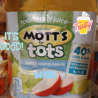 Mott's® for Tots Apple White Grape uploaded by LaLa W.