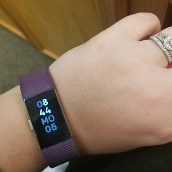 Photo of Fitbit Charge 2 - Plum, Small by Fitbit uploaded by member-c9238d7e3