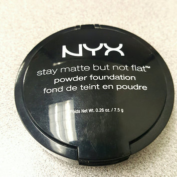 Photo of NYX Stay Matte But Not Flat Powder Foundation uploaded by Anna C.