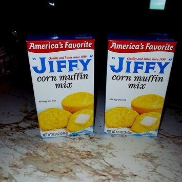 Photo of Jiffy Corn Muffin Mix uploaded by keren a.