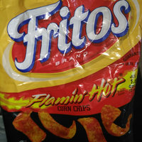 Fritos® Flamin' Hot® Flavored Corn Chips uploaded by Tiffany H.
