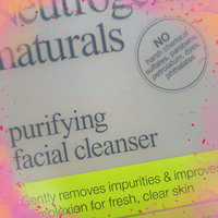 Neutrogena Naturals Fresh Cleansing + Makeup Remover uploaded by keiana G.