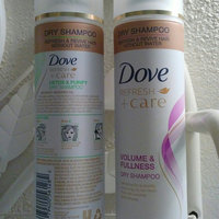 Dove Detox & Purify Dry Shampoo uploaded by Andreina L.