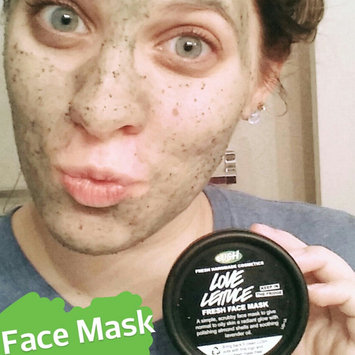 LUSH Love Lettuce Face Mask uploaded by Katie C.