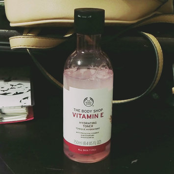 Photo of The Body Shop Vitamin E Hydrating Toner uploaded by kelly c.