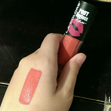 Photo of L.A. Colors Pout Lipgloss Matte uploaded by kelly c.