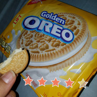 Nabisco Golden Oreo Sandwich Cookies uploaded by Lidia R.