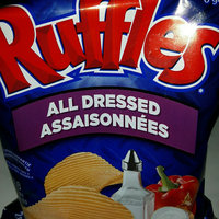 Ruffles® Potato Chips Classic Hot Wings Flavored uploaded by Jeri B.