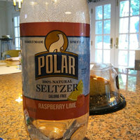 Polar Seltzer Calorie-free Raspberry Lime uploaded by Leidi R.