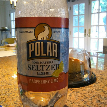 Photo of Polar Seltzer Calorie-free Raspberry Lime uploaded by Leidi R.