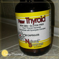 Raw Thyroid by Natural Sources - 180 Capsules uploaded by Samantha C.