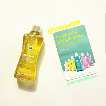 Photo of Method Home Care Method Fresh Clover 4x Concentrated Laundry Detergent uploaded by Inna K.