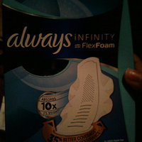 Always Infinity Size 3 Extra Heavy Flow Pads with Wings Unscented uploaded by Veronica V.