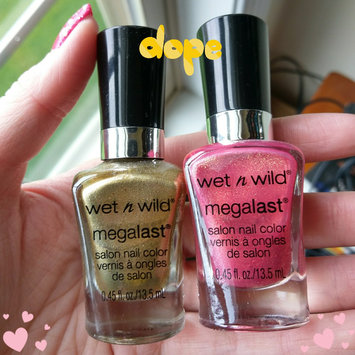 wet n wild Megalast Nail Color uploaded by Kaitlyn L.