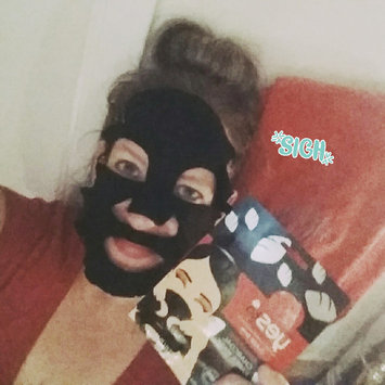 Yes to Tomatoes Paper Mask, Single Pack, Charcoal, 1 ea uploaded by PrincessYouOughta (.