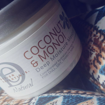 Photo of Design Essentials Natural Coconut and Monoi Deep Moisture Masque uploaded by Zion B.