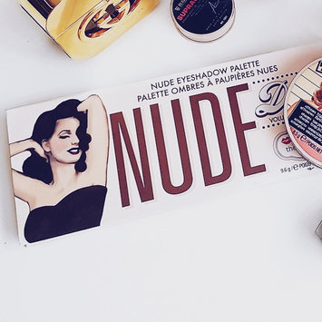 Thebalm the Balm Nude Dude Palette uploaded by Dunja K.