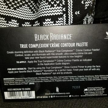 Photo of Black Radiance True Complexion Crème Contour Palette Medium to Dark .26 oz uploaded by Lyndsey B.