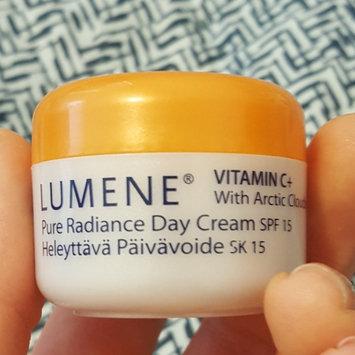 Photo of Lumene Vitamin C+ Pure Radiance Day Cream SPF 15 uploaded by Kayla F.
