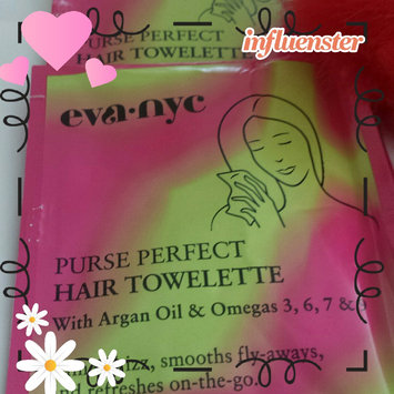 Eva NYC Purse Perfect Hair Towelettes uploaded by Roman Rosario M.
