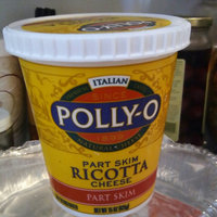 Polly-O Fat Free Ricotta Cheese uploaded by Leidi R.